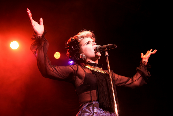 Paloma Faith at O2 Academy Leeds   Photo: Ed Fielding   Click for more pictures from the night