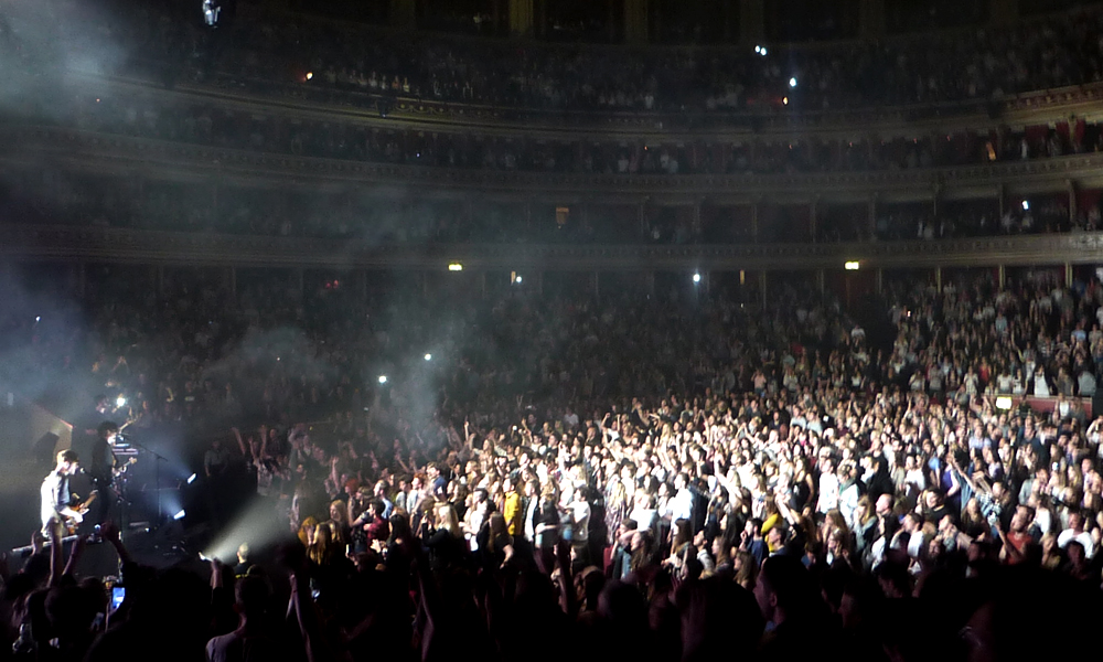 The 1975 at the Royal Albert Hall